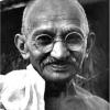 عکس گاندی !